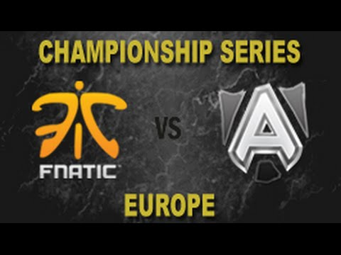 ALL vs FNC - 2014 EU LCS Summer Finals G4