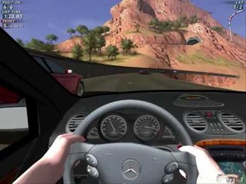 Mercedes Benz World Racing Торент