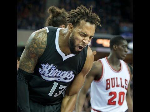 Kings beat the Bulls 103-88