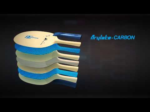 Butterfly Garaydia ALC OFF Table Tennis Blade