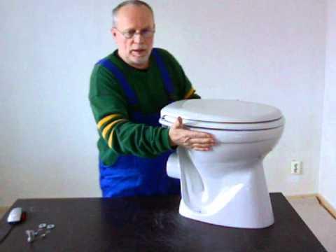 montageanleitung f 252 r einen wc sitz