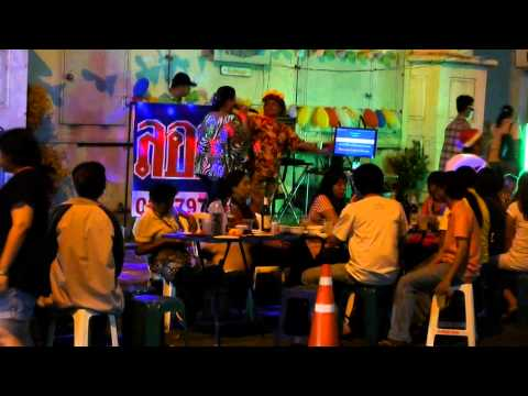 Bangkok NYE Street Party