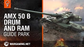AMX 50 B Drum and Ram