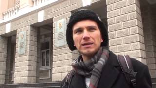 Moldova1 a filmat la protest dar nu a difuzat aproape nimic