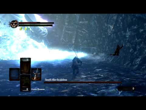 [Dark Souls] Seath the Scaleless Boss Fight