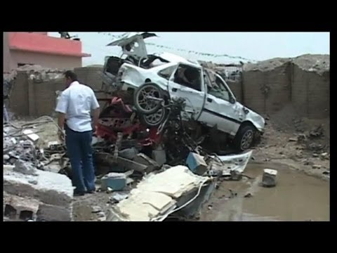Four policemen killed in Iraq suicide attack
