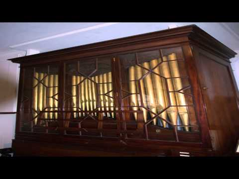 John Wesley   s chapel Bristol Gloucestershire
