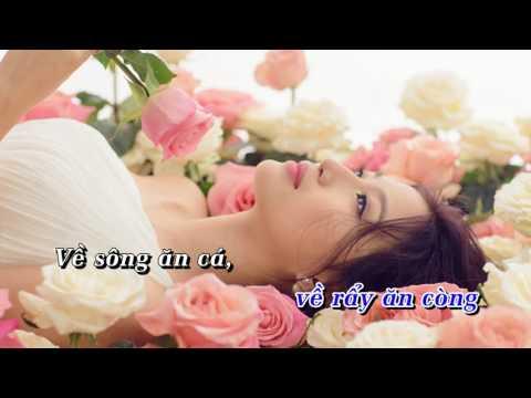 Karaoke LK Remix  Ao Moi Ca Mau Organ Melody Cực Bốc  - Âm Thanh Chất Lượng Cao