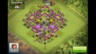 Clash Of Clans Townhall 7 Best Base Design Layout ( For