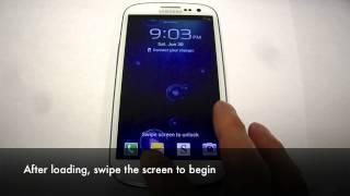 UNLOCK SAMSUNG GALAXY S III 3 How To Unlock Galaxy S3