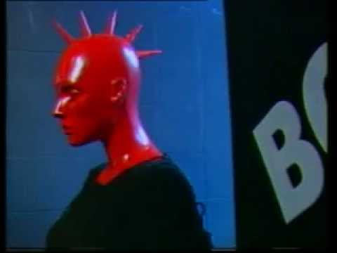 Industrial, Punk, Goth and Dark Subcultures  Video
