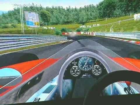 [GTR2] Ferrari 312T on Nordschleife (Test run)