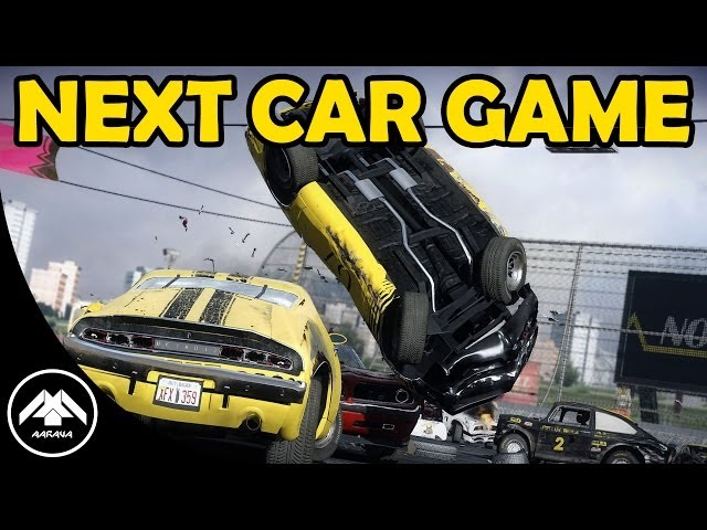 FIGURE OF 8 DEATH TRAP?! - Next Car Game First Play