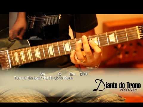 Videoaula DT- 1. Toma o teu lugar (Creio) #guitarra