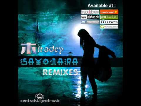 Miradey - Sayonara (Remixes)