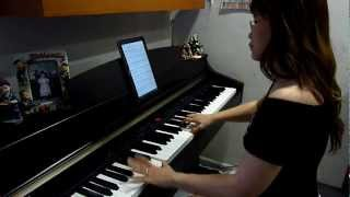 You Are My Spring (Secret Garden OST) Piano Sheets