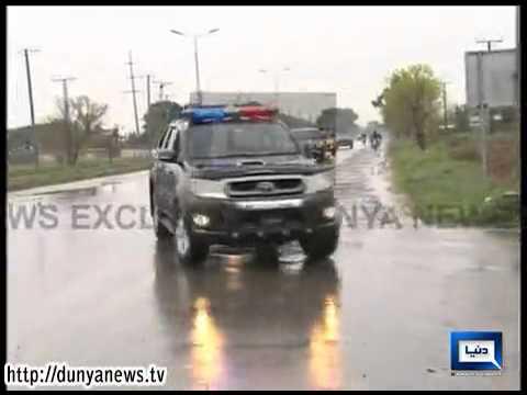 Dunya News-Musharraf longs for farmhouse