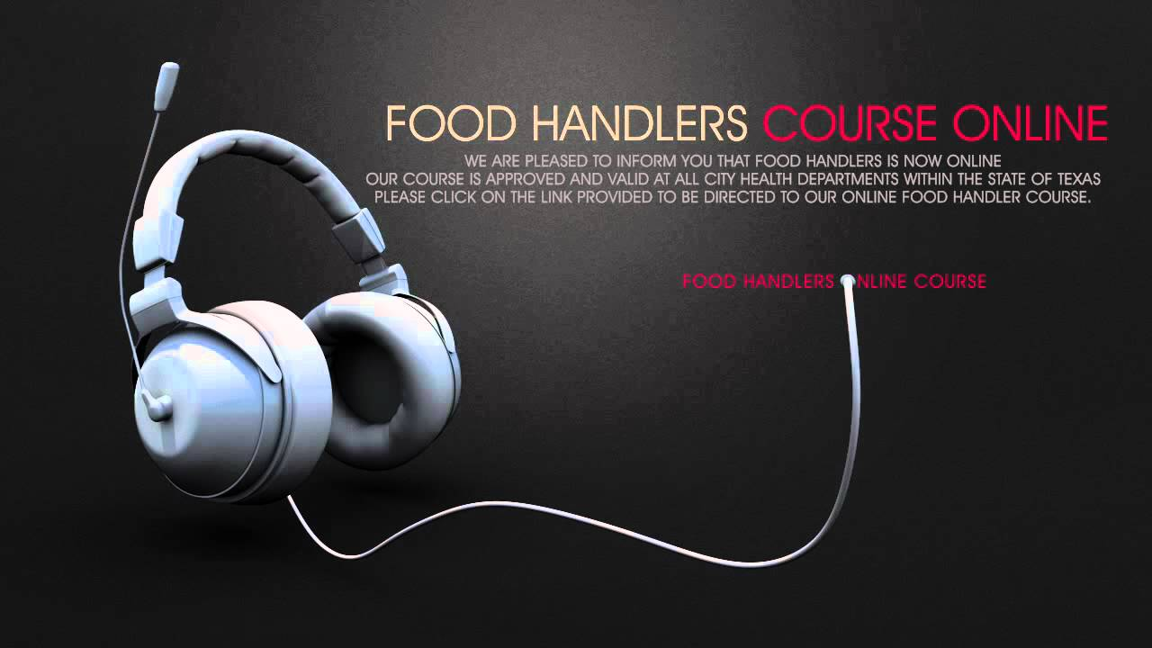 Tabc And Food Handlers Certification Online Wholesale