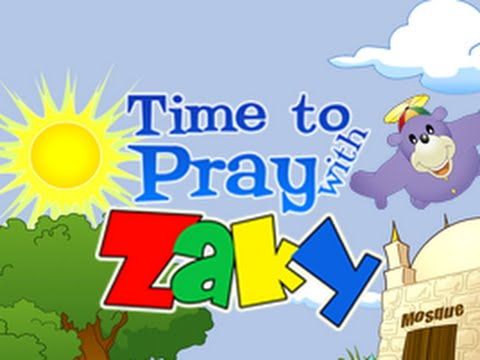 Time to Pray with Zaky Preview image