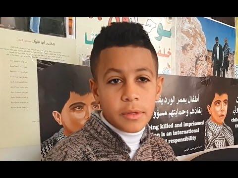 الطفل جبر البدوي .. 17 يوما من التعذيب في سجون الاحتلال