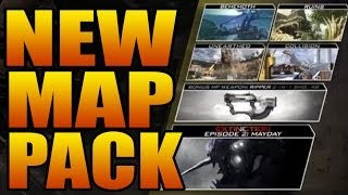 GHOSTS DEVASTATION TRAILER! New Gun, Dome Remake