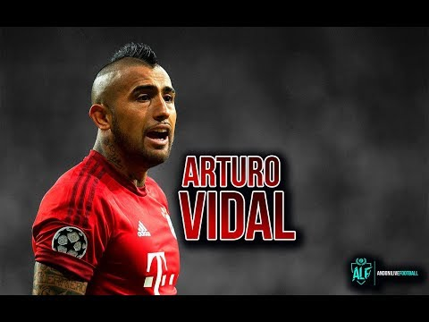 | Arturo Vidal | 23 | ● The Machine ● Skills ● | Juventus FC | AndoniLiveFootball [HD]