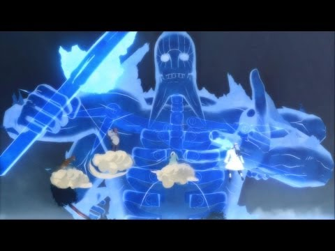 Naruto Shippuden: Ultimate Ninja Storm 3: Madara vs The 5 Kages Boss Battle (Best Quality!)