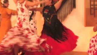 Aprende a bailar sevillanas. Parte 34
