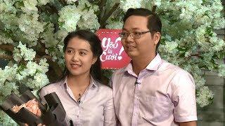 Quang Bảo mát tay tư vấn tình cảm cho chàng GV ĐH Ngân Hàng và nữ SV xinh đẹp trong lớp giảng dạy😍