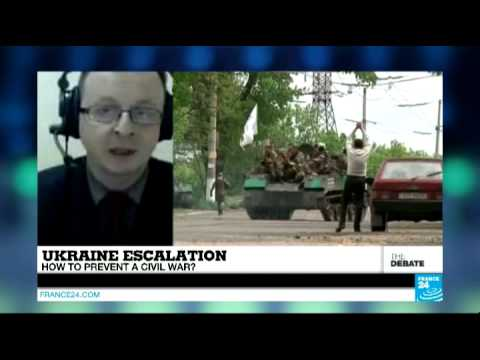 Ukraine Escalation: How to Prevent a Civil War? (part 1) - #F24Debate