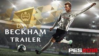 PES 2018 - David Beckham Trailer