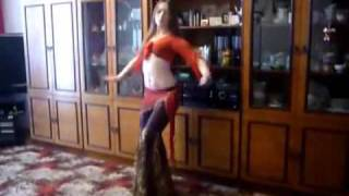 Sexy Dance In Hindi Song Marjawa