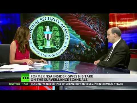 NSA whistleblower Bill Binney advocates dismantling spy agency through defunding