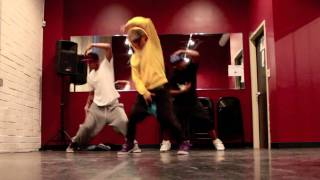 """I.aM.mE present""""Upside Down""""by DI""""moon""""Zhang ft swagger crew"""