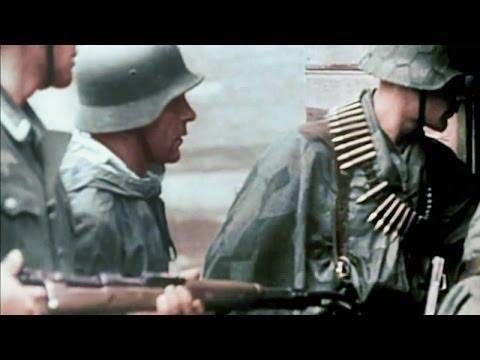 Chiến tranh thế giới thứ hai - Những thước phim đánh nhau đẫm máu nhất [HD]