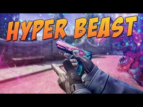 CS:GO - Five-SeveN | Hyper Beast Gameplay