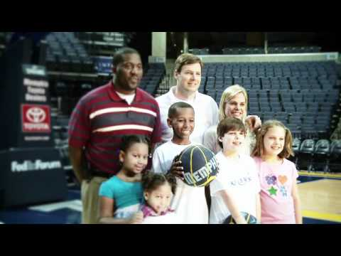 Make A Wish PSA with Zach Randolph