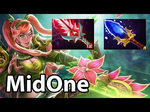 how to play mid lane dota 2