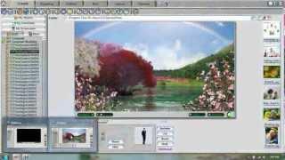 Cara Edit Foto Dengan 3D-Album CS3.29
