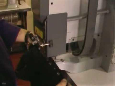 20M Máquina eléctrica para la colocación de broches de presión, remaches y botones-jeans.