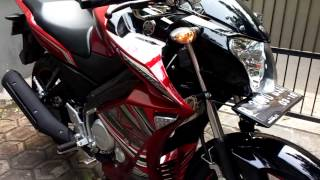 Yamaha New Vixion Half Fairing