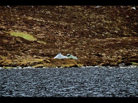 Fly Fishing for Wild Brown Trout in Assynt Scotland Part 1