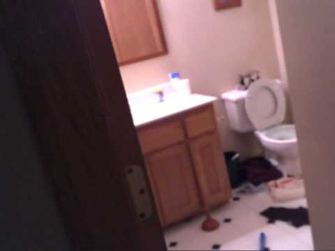 how to fix a flooded toilet
