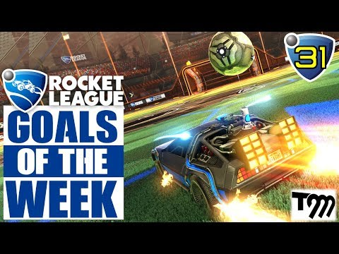 Rocket League - TOP 10 GOALS OF THE WEEK #31 (Rocket League Best Goals)