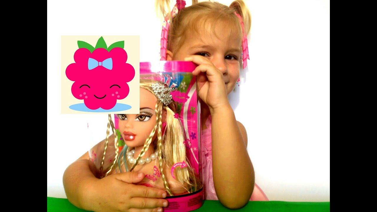 Как сплести прически для кукол