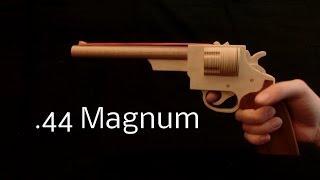 .44 Magnum [rubber Band Gun]