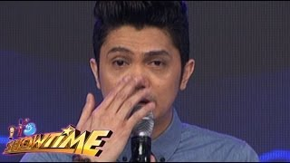 Vhong Navarro jokes on his nose job in Showtime