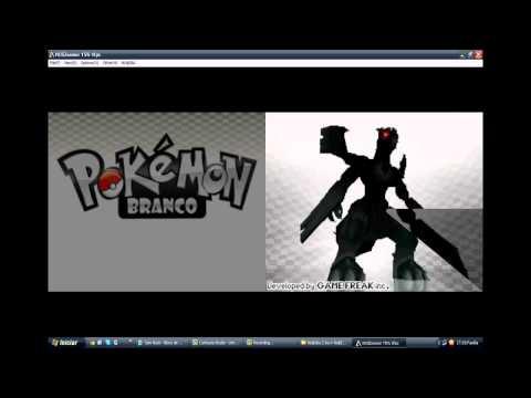 Como Jogar Pokemon Black e White no No$Gba e No$Zoomer + Download