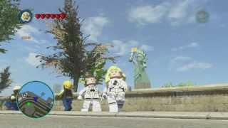 LEGO Marvel Superheroes Future Foundation Invisible