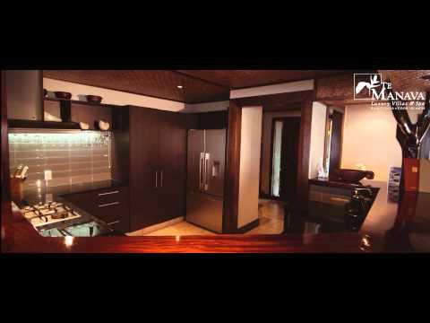 Te Manava Luxury Villas & Spa - Full Length Video